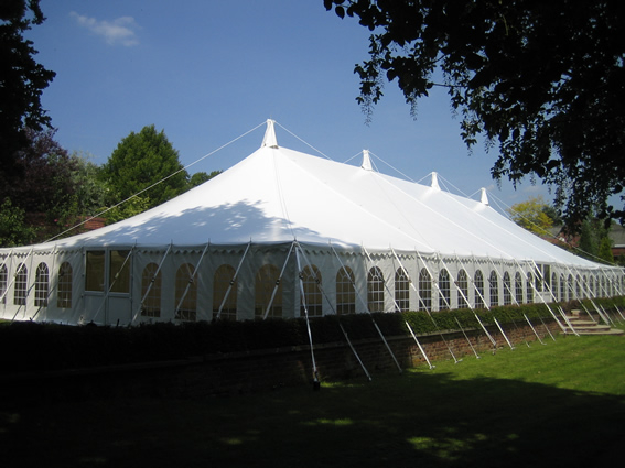 Peg and Pole Tents for sale Nigeria