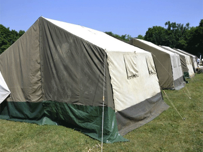 Canvas Tents Supplier Nigeria