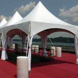 Pagoda Tents Supplier Nigeria